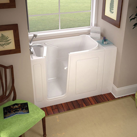 ADA Accessible Bathroom Remodeling Photo