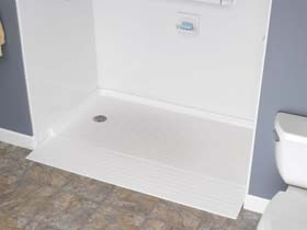 Remodel Bathroom Handicap Accessible wheelchair showers in green bay, wi | bath renewal, llc