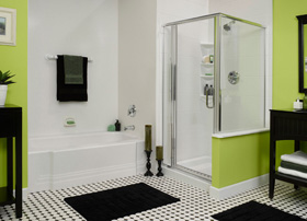 Shower Enclosures Bathroom remodeling