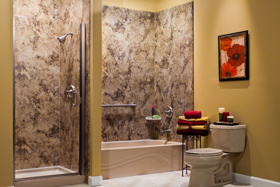 shower remodeling photo