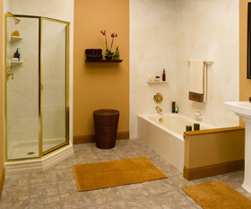 custom Shower Bathroom Remodeling photo